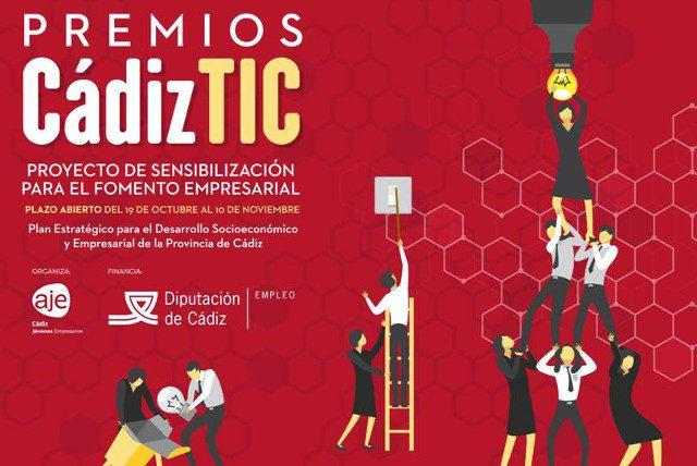 Premios CADIZTIC para Empresas Innovadoras