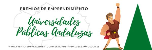 Premios de emprendimiento de las universidades andaluzas