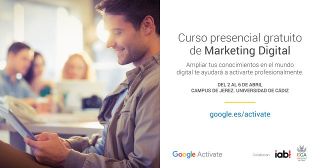 "Nueva edición del curso gratuito de marketing digital ""Google Actívate"""