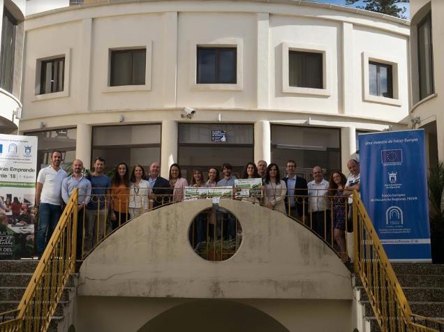 Una asociación para dar a conocer el patrimonio cultural y natural, ganadora de Algeciras Emprende en Verde