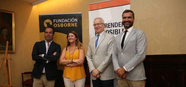 La Universidad de Cádiz y la Fundación Osborne impulsan el proyecto de emprendimiento TOROLAB