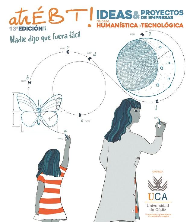 atrÉBT! 2019 Concurso ideas y proyectos empresariales