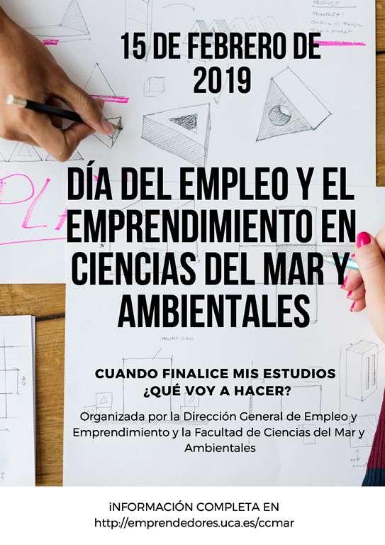 Día del Empleo y el Emprendimiento en CC Mar y Ambientales