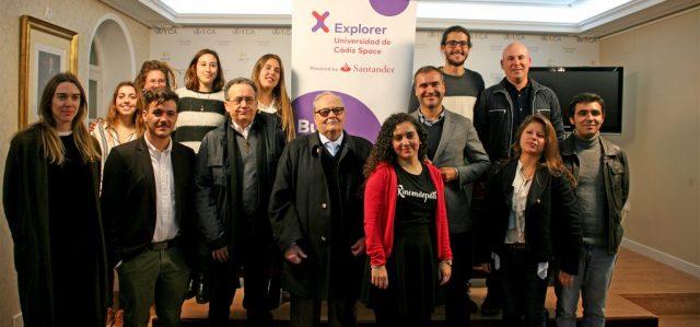 'UCA Explorer Space' apoyará este curso 16 proyectos emprendedores universitarios en Cádiz