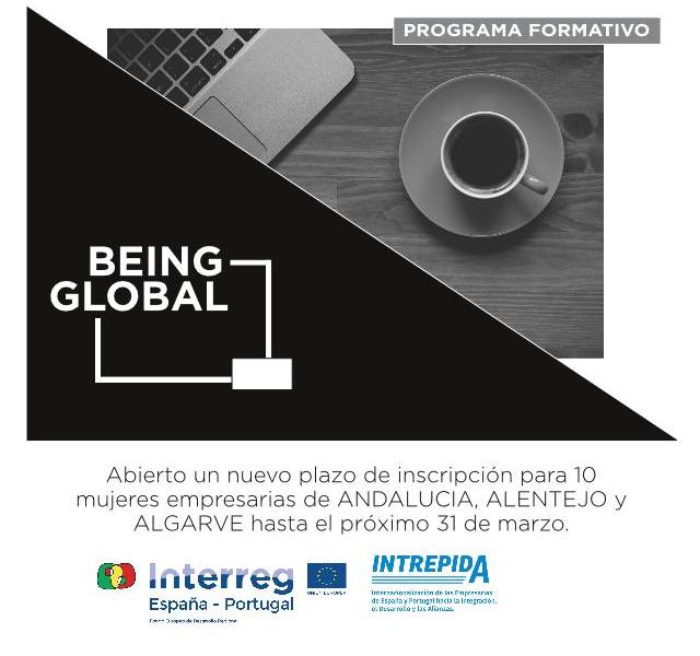Abierto un nuevo plazo para el Curso de internacionalización de mujeres empresarias