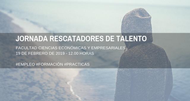 """Rescatadores de talento"" llega a la Universidad de Cádiz"