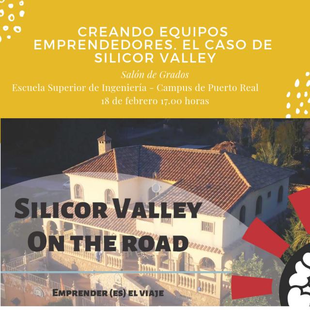 Creando equipos emprendedores: El caso de Silicor Valley