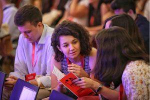 Rescatadores de talento, presentación @  Aula Magna de la Facultad de CCEE y Empresariales de Cádiz