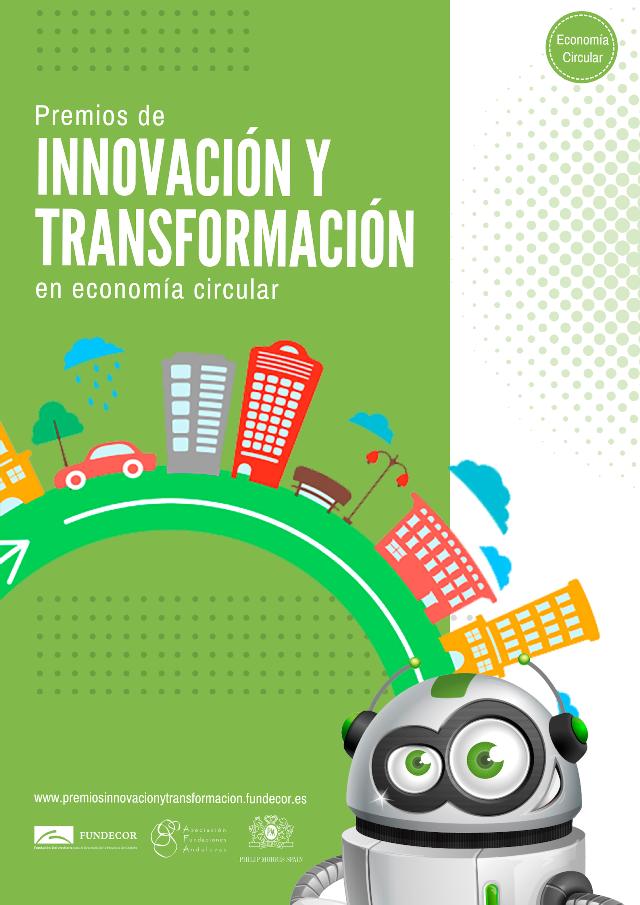 Participa en los premios de innovación y transformación en economía circular