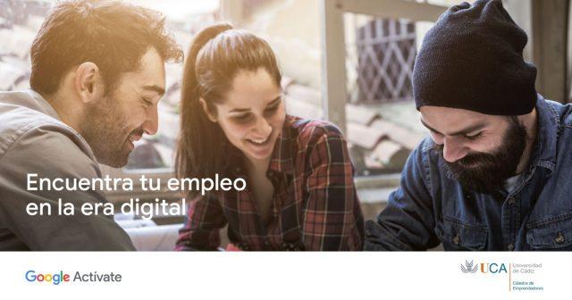 """""""Encuentra tu empleo en la era digital"""""""