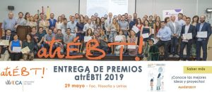 Gala de premios atrÉBT! 2019