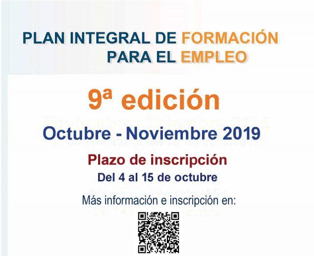 Nueva edición del Plan Integral Formación para el Empleo (PIFE)