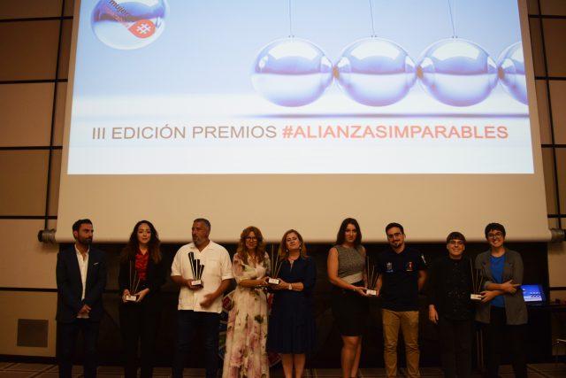 Entregados los premios #alianzasimparables