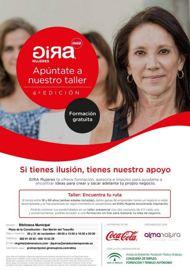 "Jornada ""GIRA Mujeres emprende tu viaje"""