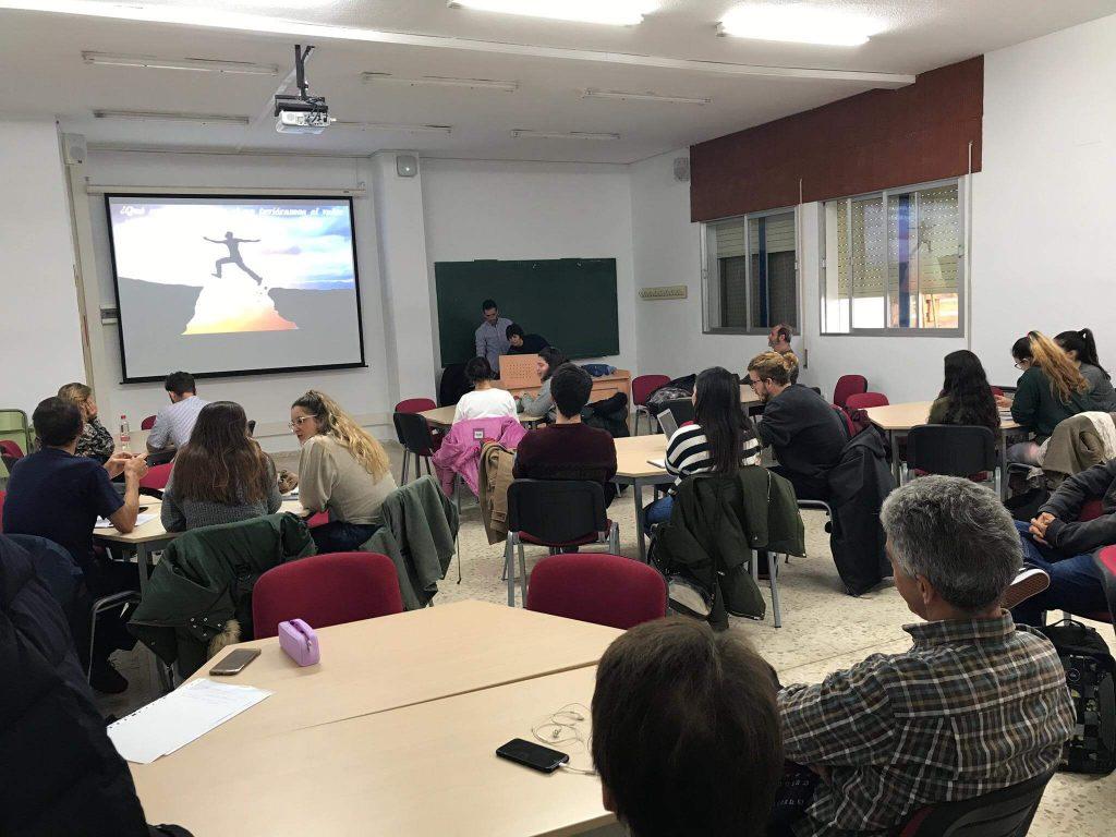Enseñanzas #semanacadizemprende 2019. Israel Cacheiro en su conferencia