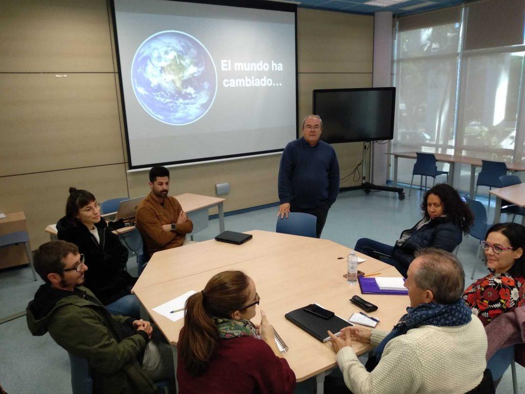 Enseñanzas #semanacadizemprende 2019. M. Sánchez, Director General 3E: Emprendimiento, Empresa y Egresados