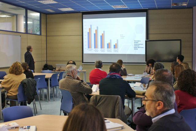 El ecosistema emprendedor de la provincia de Cádiz, reunido en la UCA