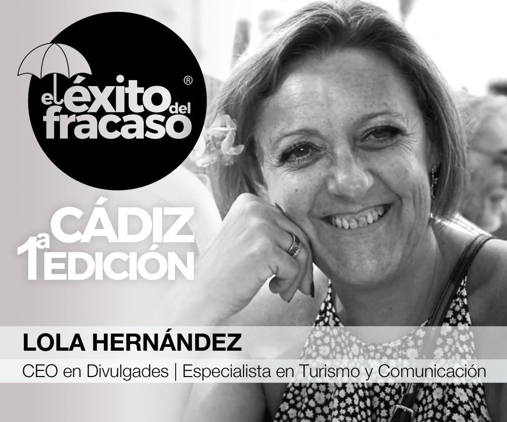 imagen Lola Hernández el Éxito del Fracaso
