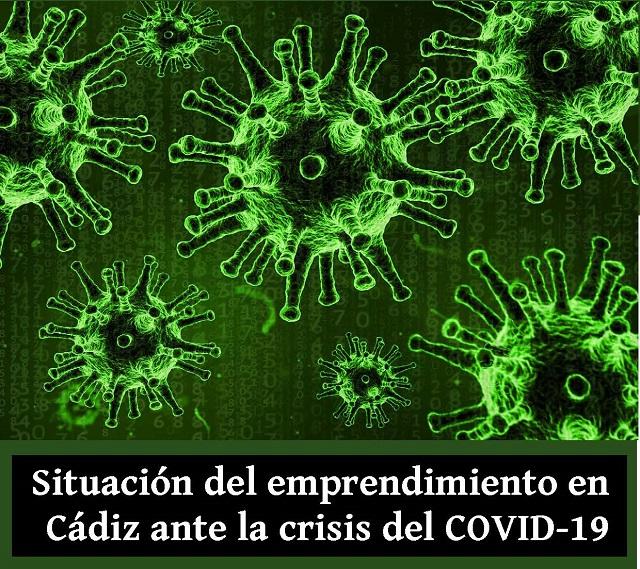 Informe de situación del emprendimiento en Cádiz ante la crisis del coronavirus