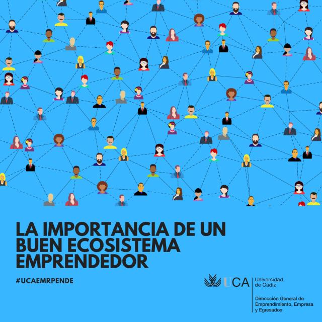 La importancia de un buen ecosistema emprendedor