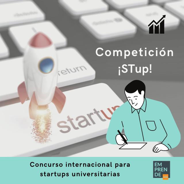 Competición Startup!
