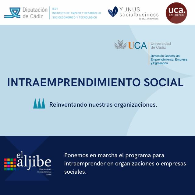 Intraemprendimiento Social: reinventando nuestras organizaciones